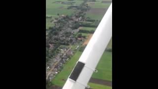 Rondvlucht stukje Annen naar Eexterveen