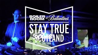 slam boiler room ballantines stay true scotland live set