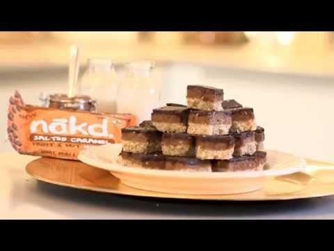 Nakd Millionaire's Shortbread Recipe