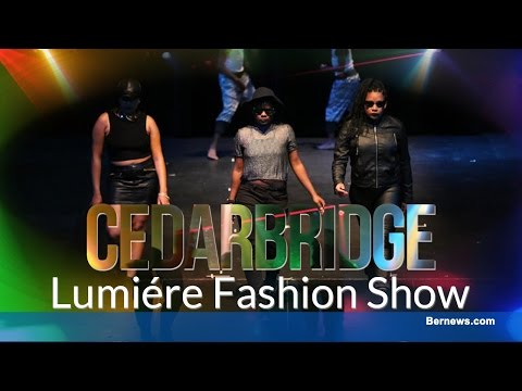 CedarBridge Lumiére Fashion Show, April 2015