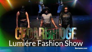 Cedarbridge Lumiére Fashion Show, April 2015