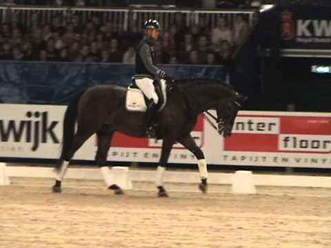 Edward Gal Clinic with Lord of Loxley Zwolle 2011