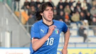 Arsenal fc: I told you Sandro Tonali was a quality player!