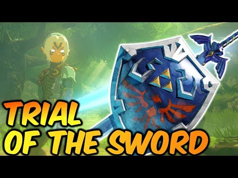 🔴TRIAL OF THE SWORD RUNS | MIDDLE TRIALS | LEGEND OF ZELDA BREATH OF THE WILD