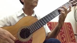 Cô Gái Vót Chông - Hoàng Hiệp - Soạn cho guitar Quang Thạch