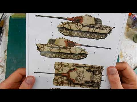 Hobby Boss 84533 July 1945 King Tiger In...