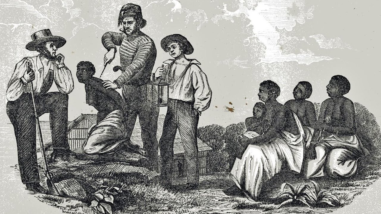 """An Entirely New Form of Christian Slavery"""" - Professor Alec Ryrie ..."""