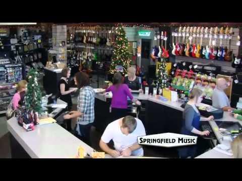 Springfield Music Christmas   Music Store Springfield MO