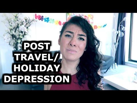 DEALING WITH POST TRAVEL HOLIDAY DEPRESSION   ENTERPRISEME TV