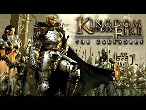 Download Suddenly something amazing drops - Kingdom Under Fire: The Crusaders P.1