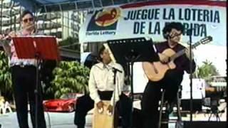 La Flor de la Canela - Chabuca Granda -The LGEM Trio