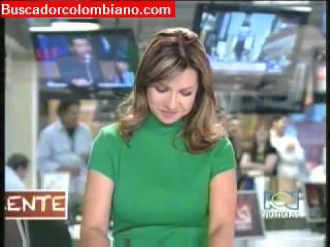 Descuidos de presentadoras de RCN
