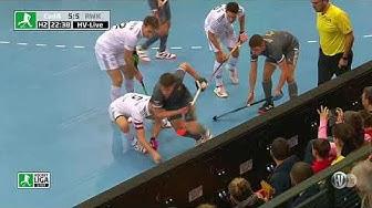 1.Halbfinale DM Halle Herren CadA vs. RWK 11:12 08.02.2020 Stuttgart