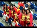 Fans celebrate after Spain enter World Cup 2018 knockouts