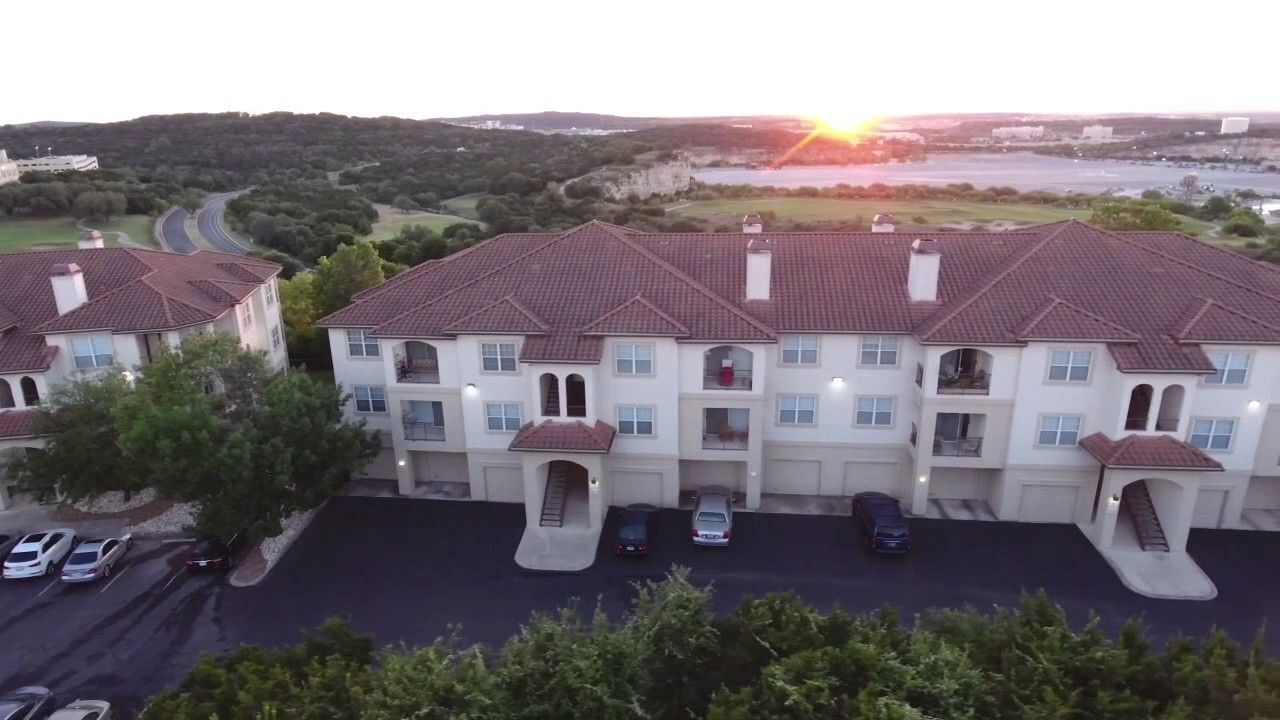 Mira Vista At La Cantera Dusk Til Dawn San Antonio By Dji Phantom 4