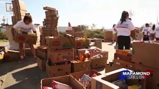 Organizatiile crestine intervin in Texas in zonele lovite de inundatii