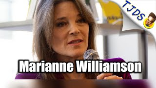 Why Marianne Williamson Is Running For President