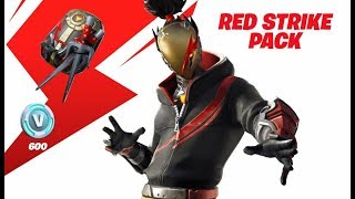 Is the purchase worth buying? - The Fortnite Red Avengers Starter Pack for 4.99€