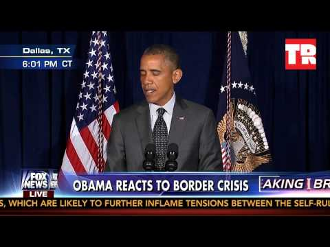 Obama Immigration Speech: It Is Unlikely The Children Will Be Able To Stay