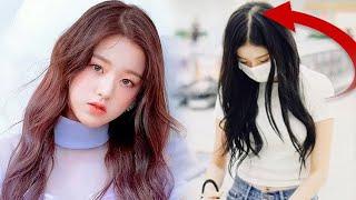 Une Star de K pop perd ses cheveux à 15 ans ?! ( IZ*ONE )