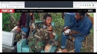 Liberia: What HAPPENED after PICKING FIRESTONE? pt 3