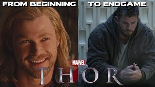From Beginning to Endgame: The story of Thor