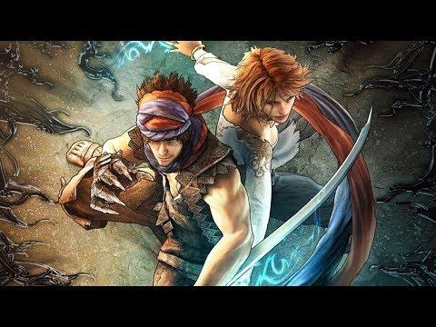 Prince Of Persia 2008 Игрофильм