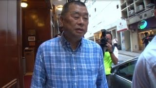 Next Media chief Jimmy Lai's Hong Kong home attacked thumbnail