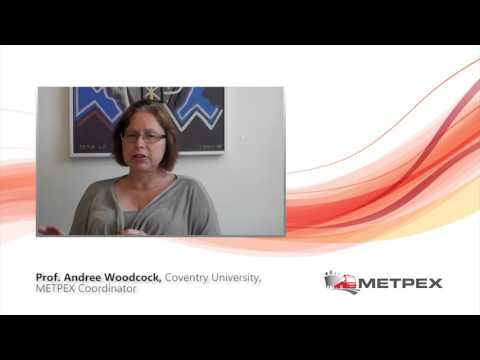 METPEX Interview - Prof. Andree Woodcock
