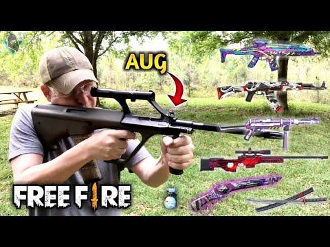 Free Fire Gun