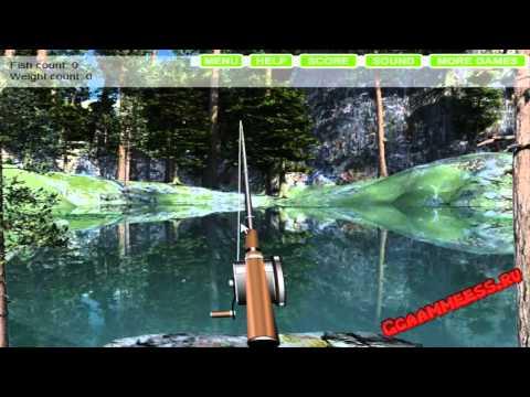 Игры для мальчиков Рыбалка 2