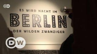 Berlin in den 'wilden Zwanzigern'   DW Deutsch