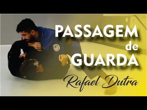 Jiu Jitsu - Passagem de guarda - Rafael Dutra - BJJCLUB