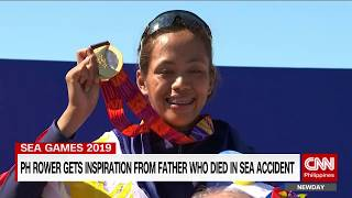 PH Rower gets inspiration from father who died in sea accident