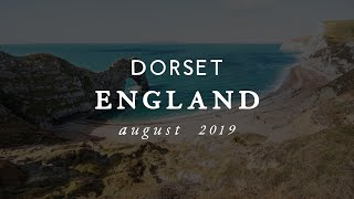 Dorset, England // August 2019