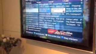 UPC DVR uitleg deel 4: TV-programma opnemen / opname programmeren