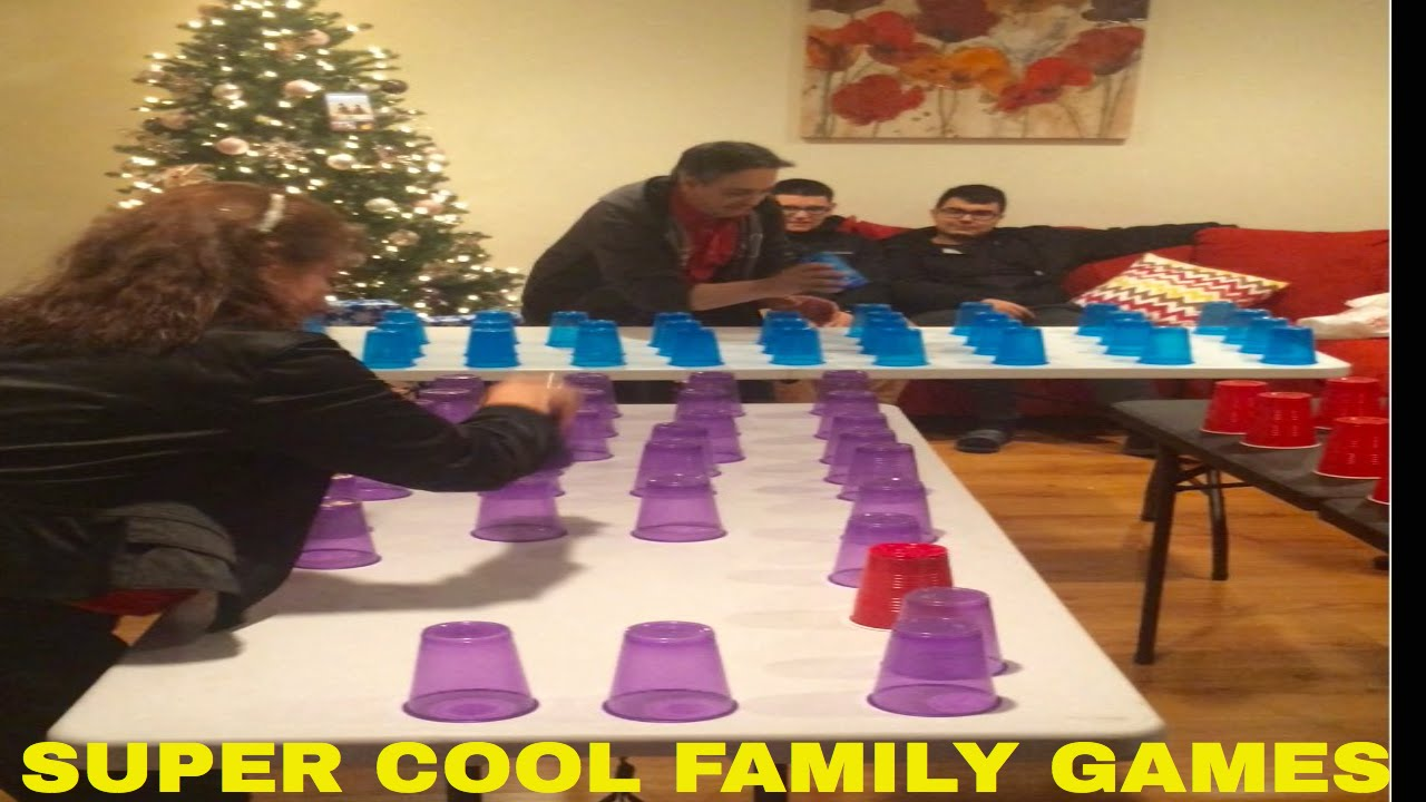 family games to play at home youtube