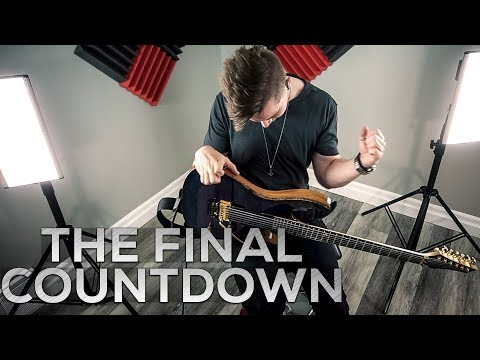 The Final Countdown - Europe - Cole Rolland (Guitar Cover)