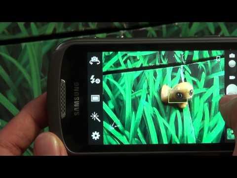 Samsung Galaxy Xcover 2 - Kamera - Teil 4
