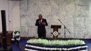 First Thing First By Pastor Aloysius Peter