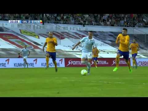 Celta 4 - 1 FC Barcelona (audio RAC1)
