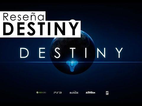 Reseña: Destiny
