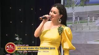 VIE TV / Y Phụng - Mùa thu lá bay / chùa Liên Hoa 2019