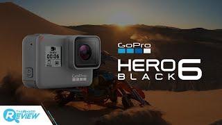 พรีวิว GoPro HERO6 Black จิ๋วแต่แจ๋วบันทึกวีดีโอ 4K 60fps สบายๆ 1080p 240fps ก็ได้ด้วยนะ