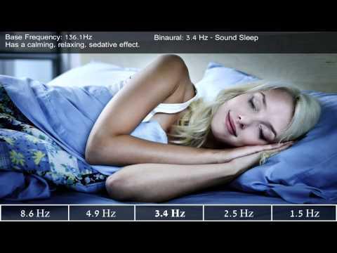 5 Hours Sleep Binaural Beats ~ Deep Sleep Brainwaves