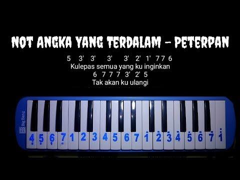 Not Pianika Yang Terdalam - Peterpan