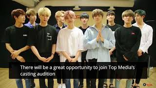 【UP10TION】Shoutout video Kpop Boot Camp Australia 2018 (Korean)