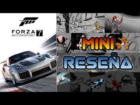 Mini Reseña Forza Motorsport 7 | 3GB