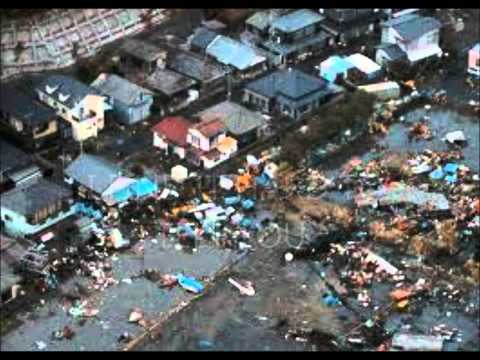 Japan's Tsunami  (Mad World)