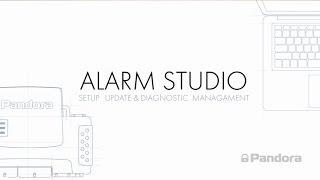 2014.04.10 Pandora Alarm Studio - программа настройки систем Pandora и PanDECT